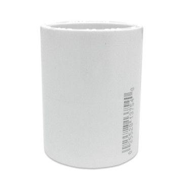 "3/8"" Sch 40 PVC Coupling Soc 429-003"