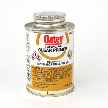 Oatey Clear Primer - 4 oz.