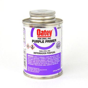 Oatey Purple Primer - 4 oz.