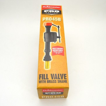 brass toilet fill valve