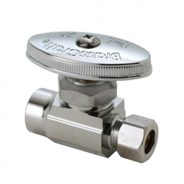 BrassCraft Sweat Straight Stop Valve
