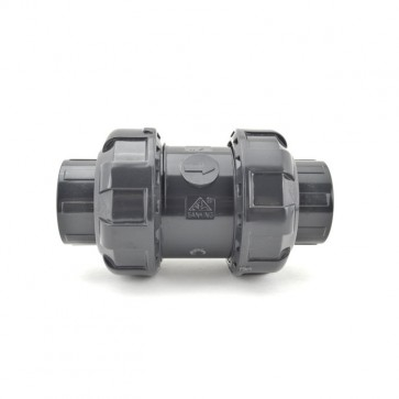 True Union Ball Check Valve