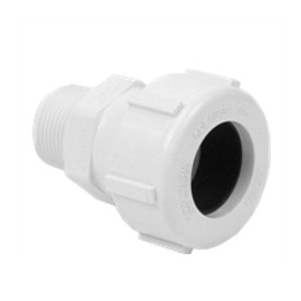 PVC Compression Male Adapter COMP x MIPT