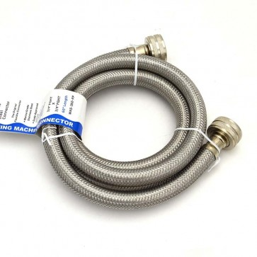 Stainless Steel Washing Machine Connector Hose