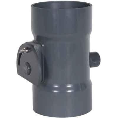 PVC DUCT Damper Thumb