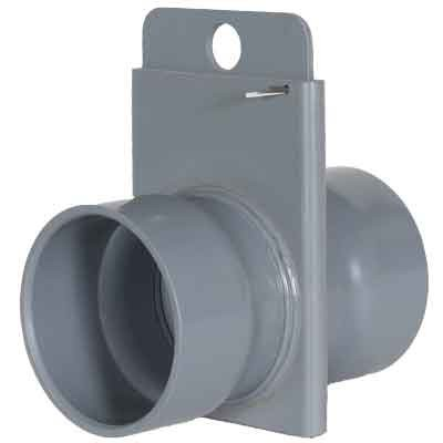 PVC DUCT Blast Gate Thumb