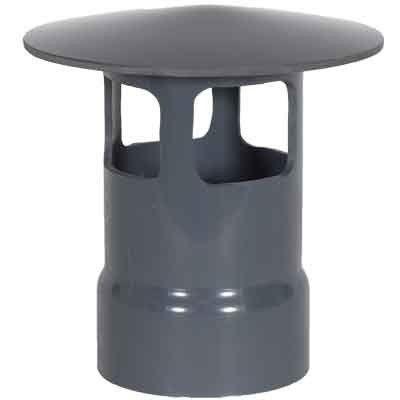 PVC DUCT Rain Cap Thumb