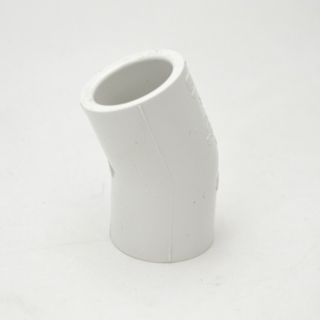 Quot sch pvc elbow soc
