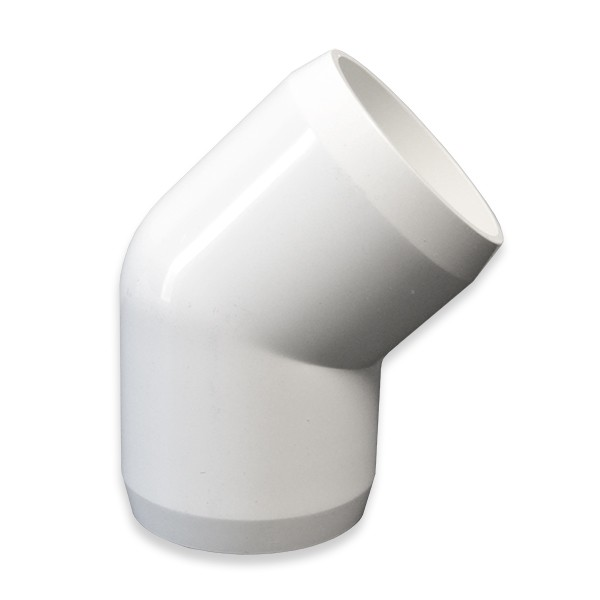 Quot pvc degree elbow furniture grade buy here