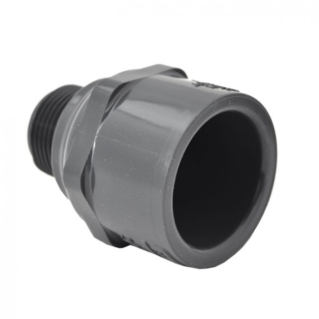 Quot sch pvc reducing male adapter mpt socket