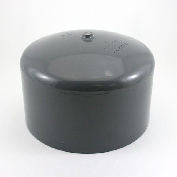 Quot schedule pvc molded cap slip