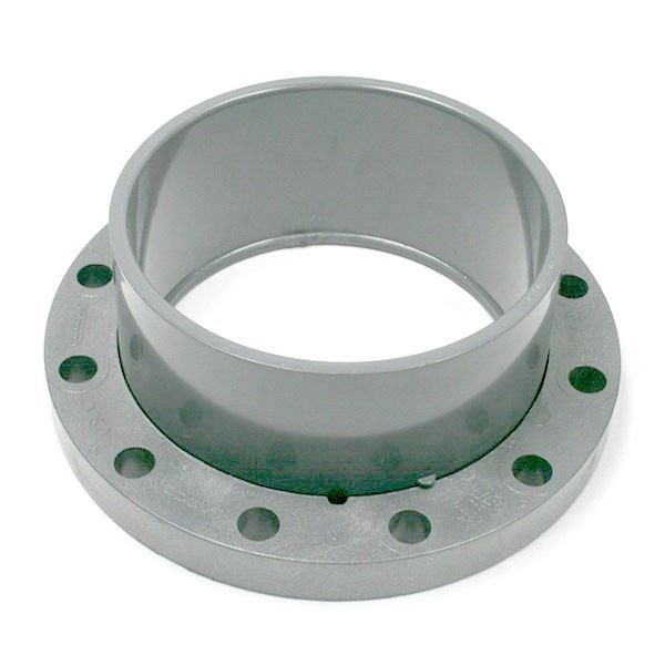 10 Quot Schedule 80 Cpvc Loose Ring Flange 9854 100
