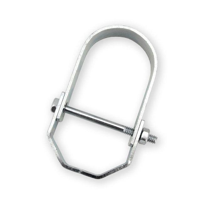 Clevis Hanger 1//2 Galvanized Steel