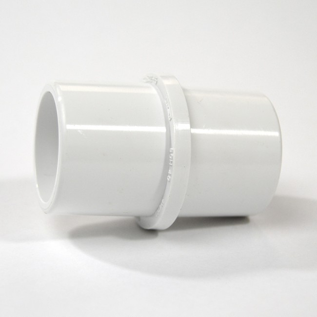 1 1 2 Quot Schedule 40 Pvc Pipe Inside Connector On Sale