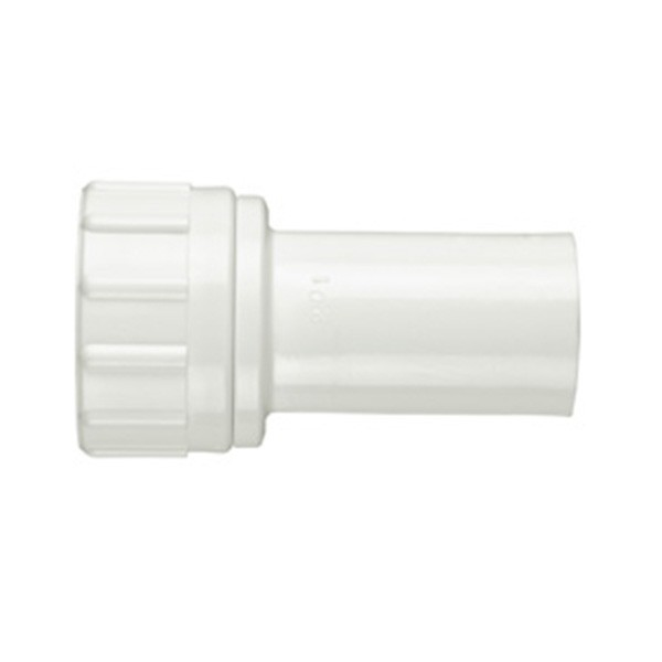 Quot pvc garden hose adapter female fht spigot