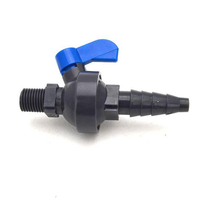 Quot mpt hose pvc labcock valve