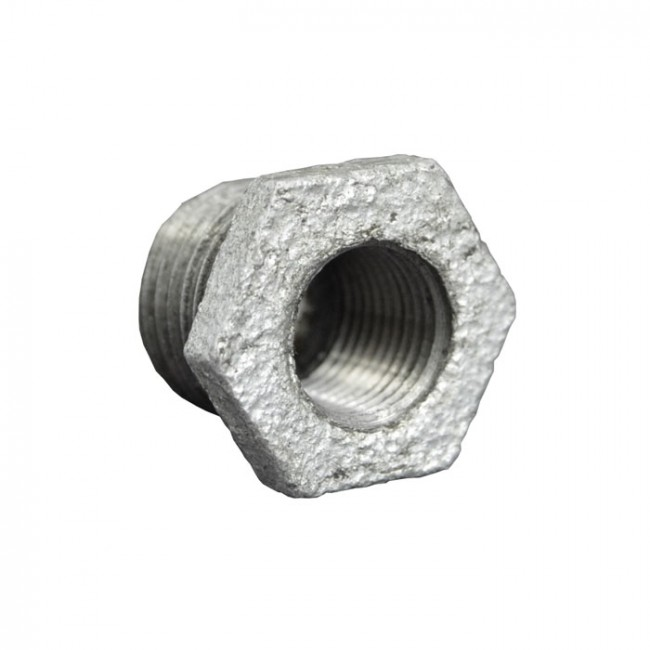 Buy a quot galvanized malleable bushing gmb