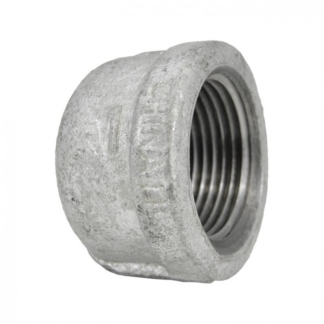 Purchase this quot galvanized malleable cap fnpt gmc