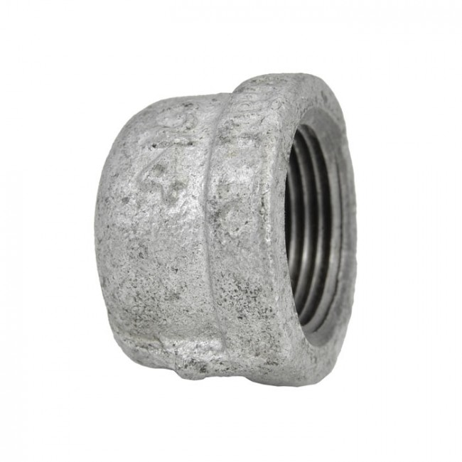 Purchase This 3 4 Quot Galvanized Malleable Cap Fnpt Gmc34
