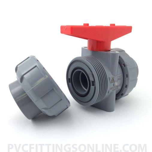 Quot cpvc true union ball valve threaded sk ctubv t
