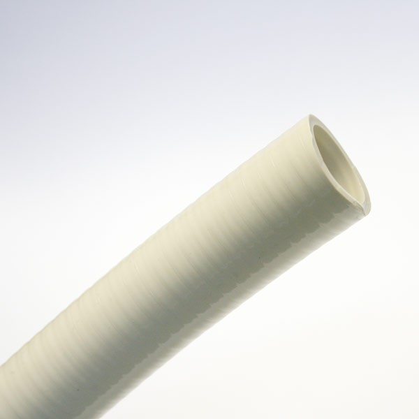 3 4 Quot Flexible Pvc Pipe White 10 Ft Section