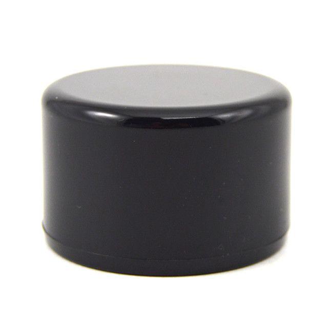 Quot black pvc furniture grade end cap online now