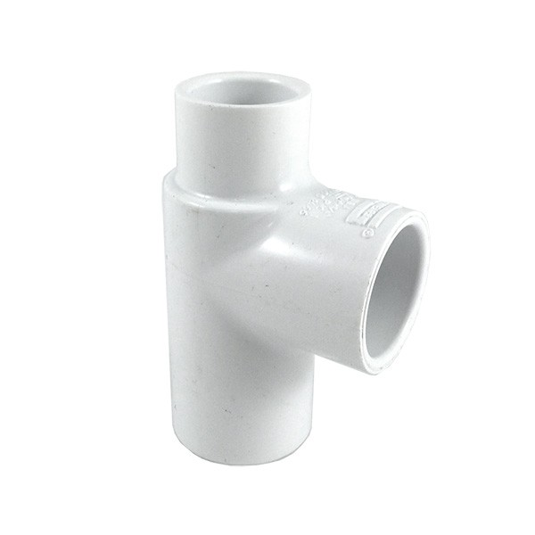 1 Quot X 1 2 Quot X 1 Quot Schedule 40 Pvc Reducing Tee Socket 401 122
