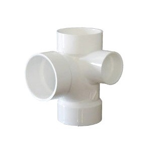 3 Quot X3 Quot X3 Quot X1 1 2 Quot Dwv Pvc Sanitary Tee With R Inlet Order