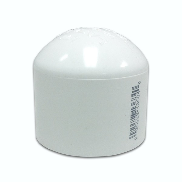 Schedule 40 PVC Caps | Buy on Sale at Best Prices