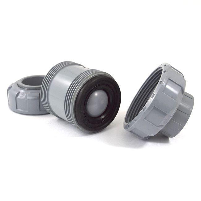 Quot cpvc ball check valve sk ctubc s