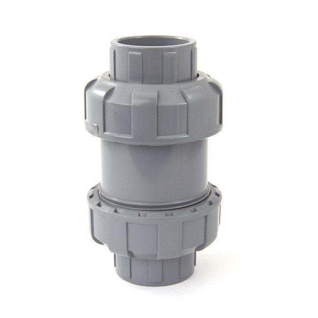 Quot cpvc ball check valve sk ctubc s v viton