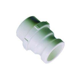"2"" Food Grade Camlock Coupling - Male Adapter x MNPT (200F-F)"