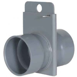 "10"" PVC Duct Blastgate 1034-BG-10 / 43BG-100"