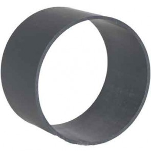 """6"""" PVC Duct Coupling 1034-CP-06 / 4329S-060"""