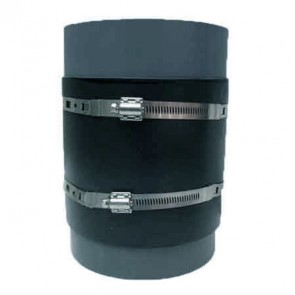 "3"" PVC Flexible Duct Coupling 1034-FC-03"
