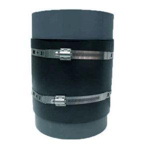 """24"""" PVC Flexible Duct Coupling 1034-FC-24"""