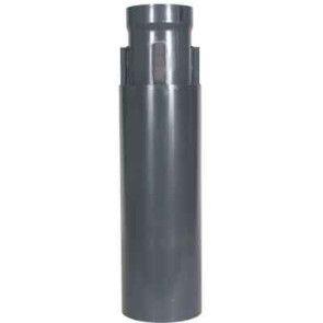 "4"" PVC Duct Rain Cap B 1034-WCB-04"