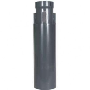 "9"" PVC Duct Rain Cap B 1034-WCB-09"