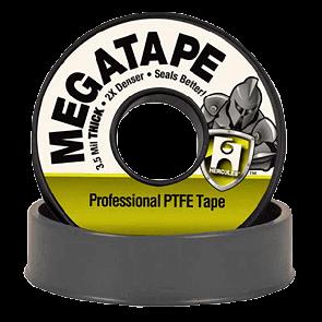 """Hercules - MEGATAPE Gray PTFE 1/2"""" x 260' (15050)"""