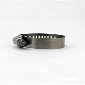 "1-1/2"" - 2-1/2"" Dia. Stainless Steel Hose Clamp (2000HC6832)"