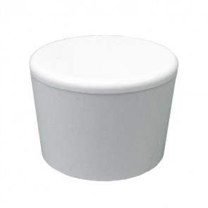"3/4"" PVC End Cap - Furniture Grade"