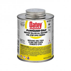 Oatey CPVC CTS Cement