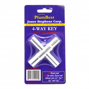 Plumb-Best 4-Way Key