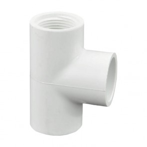 """3/4"""" Sch 40 PVC Tee"""