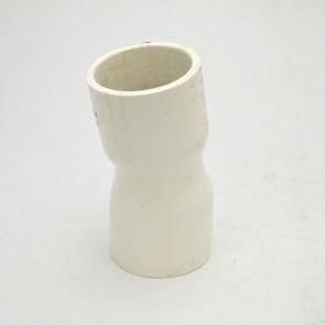 """1-1/4"""" schedule 40 pvc 11-1/4 elbow fitting"""