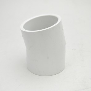 """2"""" schedule 40 pvc 11-1/4 elbow fitting"""