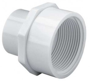 435-074 PVC Reducing Female Adapter