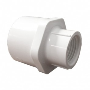 435-072 PVC Reducing Female Adapter