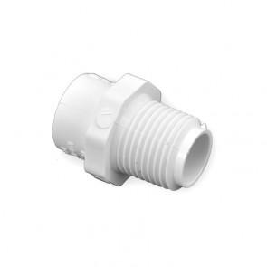 PVC Reducing Male Adapter
