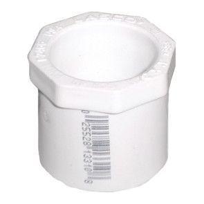 PVC Reducer Bushing Flush Style